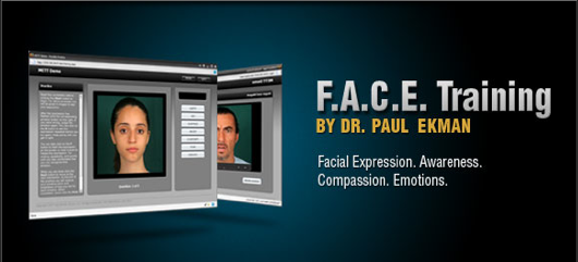 Face training - paul ekman