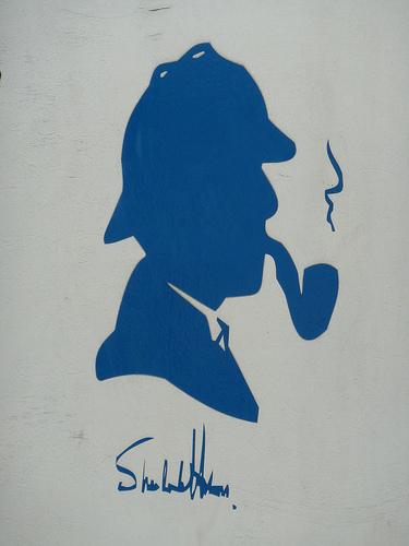 Sherlock Holmes by givingnot@rocketmail.com