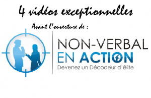 Non-Verbal en Action