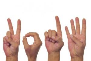 Les doigts et leur multitude de significations